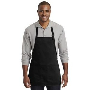 Port Authority® Medium-Length 2-Pocket Apron