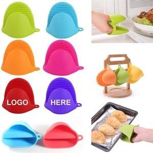 Heat Resistant Silicone Oven Mitts