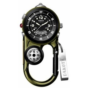 Men's Dakota Angler II Clip Watch