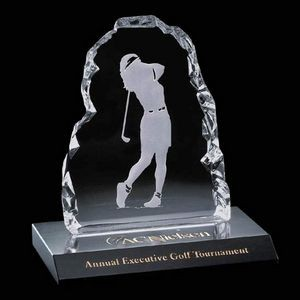 Iceberg Female Award - Optical/Marble 7""