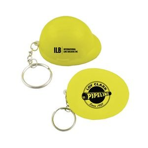 Stress Relievers - Hard Hat Key Chain(close out)