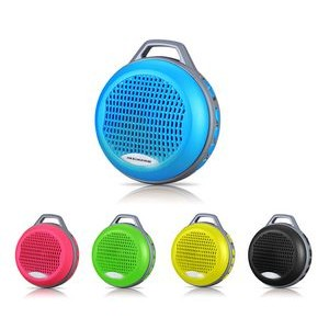 Small Portable Bluetooth® Speaker